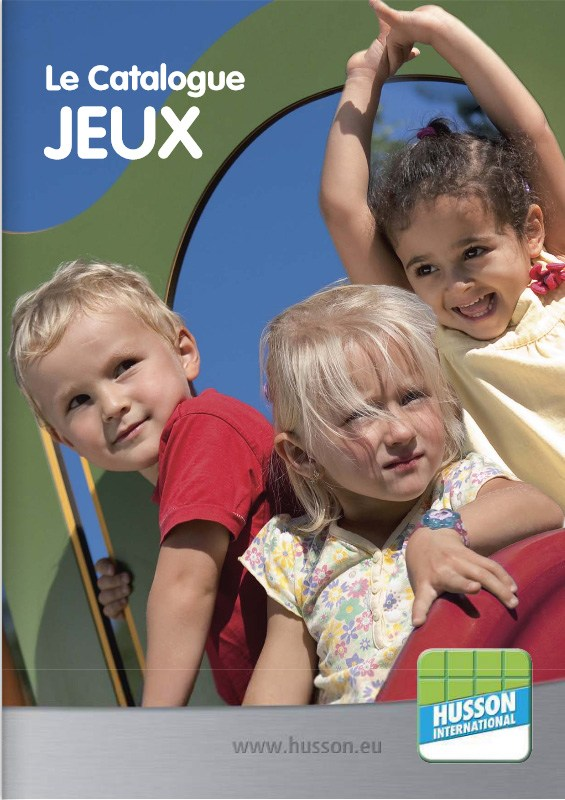 Catalogue jeux Husson